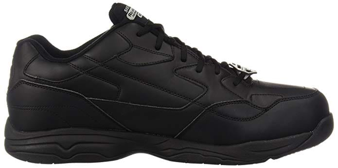 7330d94f027 Skechers Felton Slip-Resistant. Check Amazon More Pictures. The Skechers  Felton Slip-Resistant shoe ...