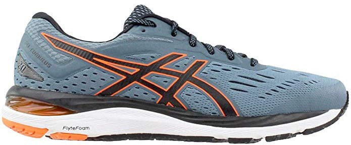 Asics Gel Cumulus wide running shoes