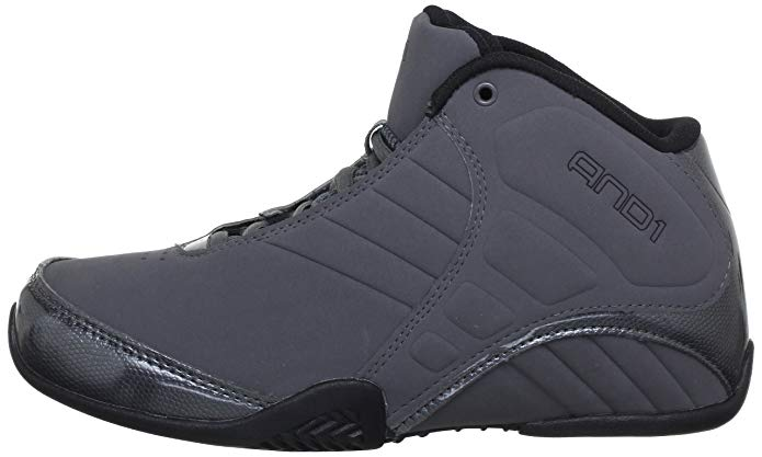 AND1 Men's Rocket 3.0 basketball shoes