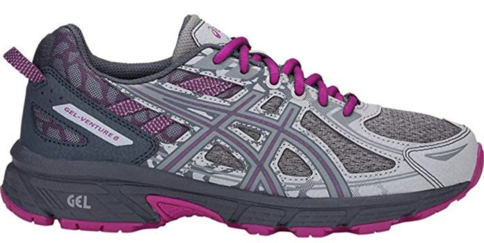 Asics Gel venture 6 womens running shoes for wide feet