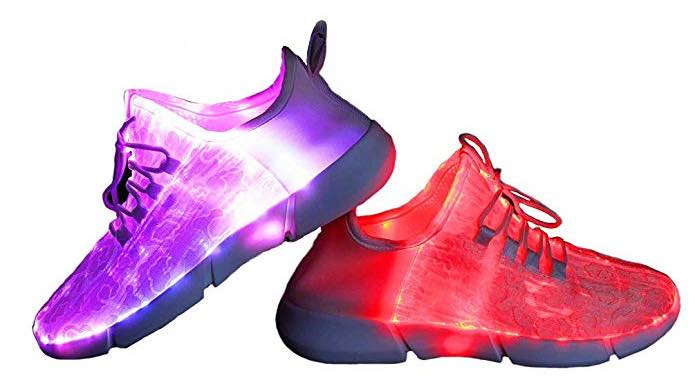 hbgisi light up shoes for adults