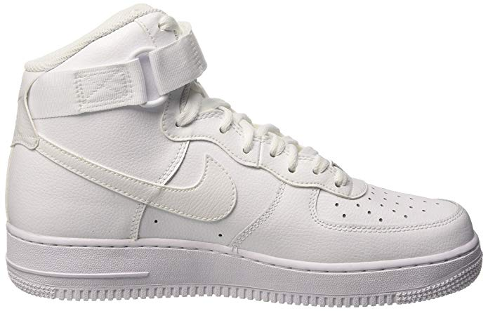 Nike Airforce basketball shoes for flat feet