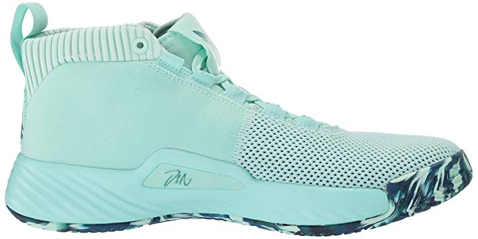 Adidas Dame 5 basketball shoes for flat feet