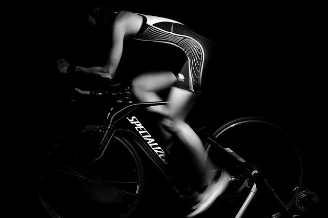 indoor bike sprints