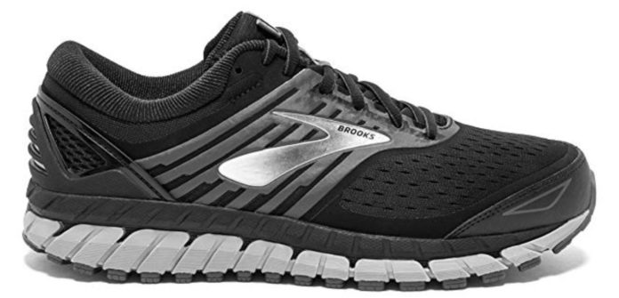brooks walking shoes for flat feet