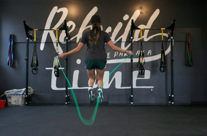 jumping ropes for fitness