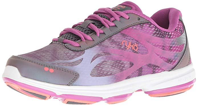 ryka womens walking shoes for flat feet