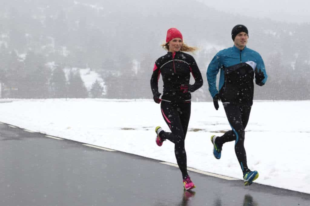 cold weather running tips and tricks banner