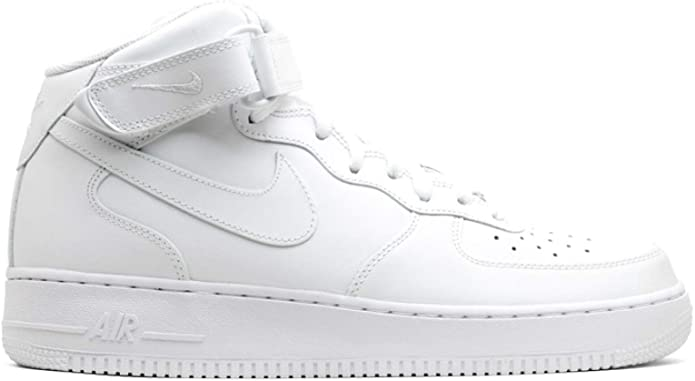 Nike AF1 Mid 07 basketball shoes for outdoor play