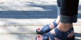banner image for flat feet sandals