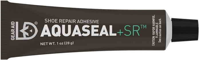 AquaSeal SR as best glue for shoes and boots