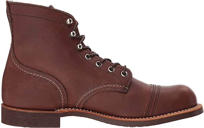 Red Wing Iron Ranger work boots