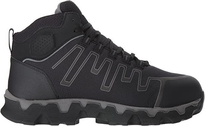 Timberland powertrain alloy-toe boots for work