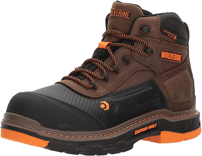 Wolverine Overpass best boots for work