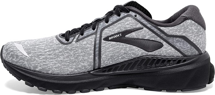 Brooks Adrenaline GTS 20 shoes for arch supported running