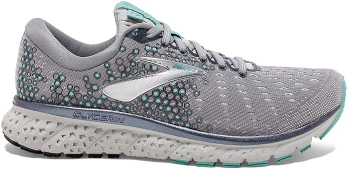 Brooks Glycerin 17 - ideal shoes for high arch running.