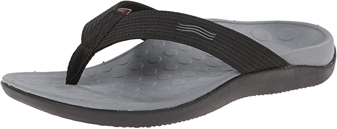 vionic wave flip flops for foot related pain