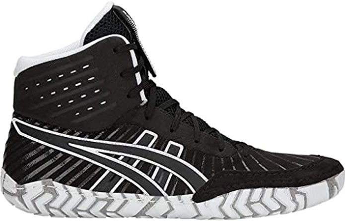 ASICS Aggressor 4 as the best wrestling shoes