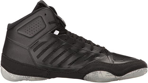 Adidas JB wrestling shoes with split sole
