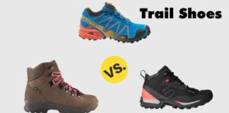 trail vs hiking shoes vs hiking boots hero image