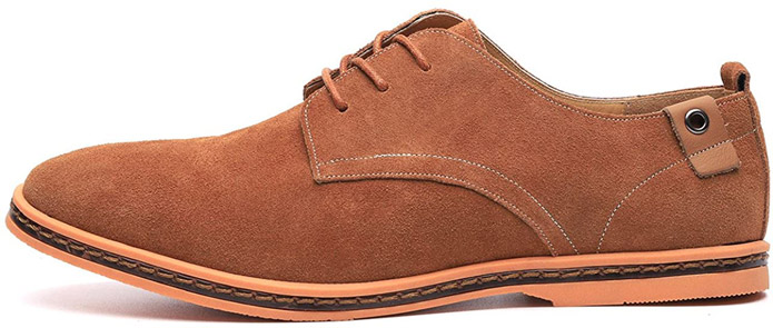 oxford business casual shoes