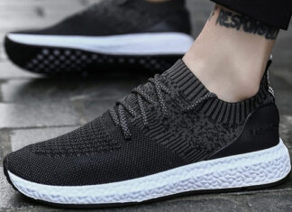 casual shoes banner image